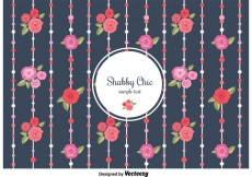 Free vector Free Shabby Chic Style Background #33109