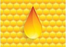 Free vector Free Vector Honey Drip #33678
