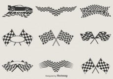 Free vector Free Vector Racing Flags #29172