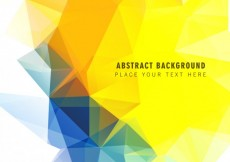 Free vector Geometrical background #29095