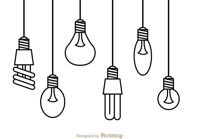 Free Vector Hanging Light #31474