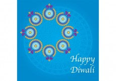 Free vector Happy Diwali Background #33937