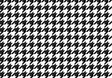 Free vector houndstooth seamless pattern #30400