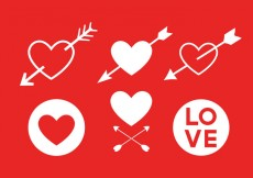Free vector Love Vector Icons #28458