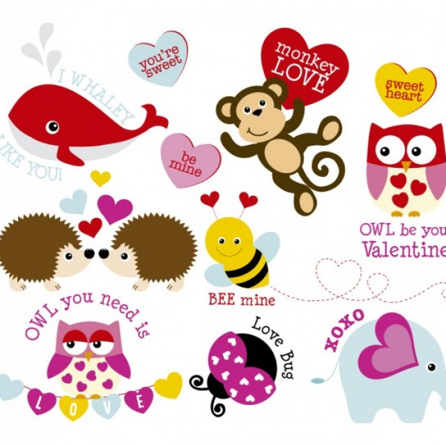 Free vector Lovely animals #29497