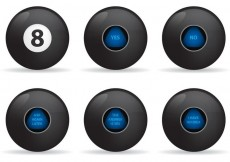 Free vector Magic 8 Ball Vectors #29985