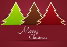 Free vector Merry Christmas background #30966