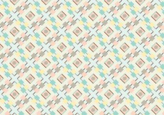 Free vector Pastel Geometric Abstract Pattern Vector #28744
