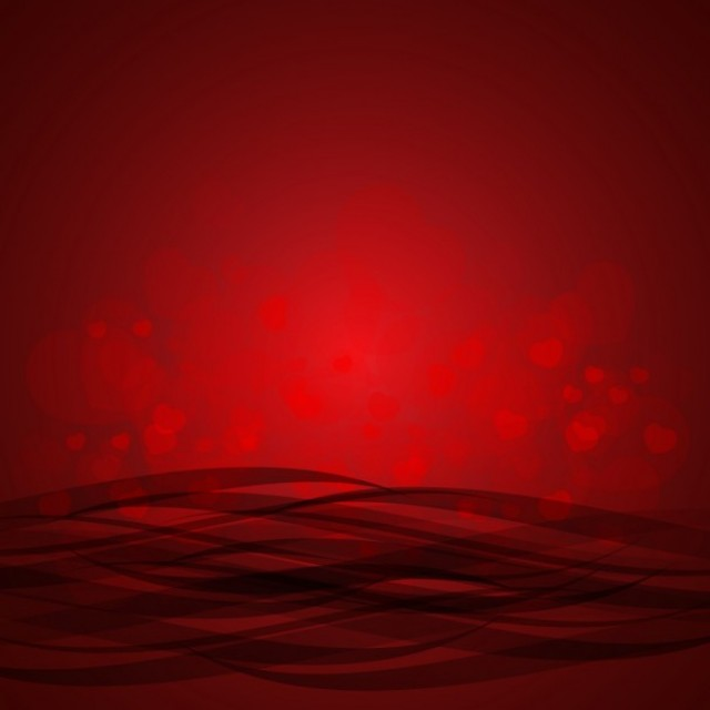 Free vector red hearts background #32754
