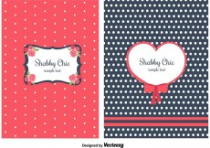Free vector Shabby Chic Style Backgrounds #33101