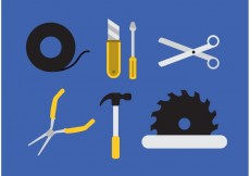 Free vector Tool Vector ollection #30009