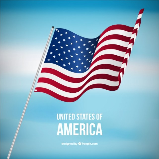 Free vector united states of america flag #29900