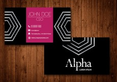 Free vector Creative Business Card #31749