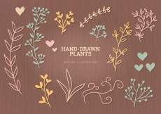 Free vector Vector Hand-drawn Elements #29506