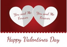 Free vector Valentines Day Card #33265