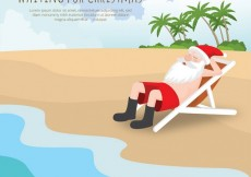 Free vector Waiting for christmas #31744