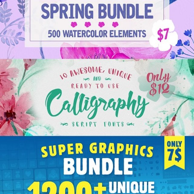 Save money while you increase your graphics collection