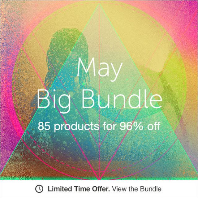 May graphic bundle sale –  Creative Market