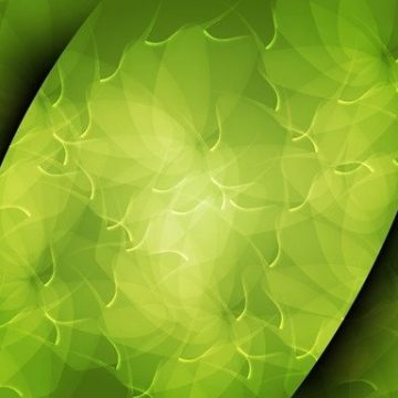 Free vector Abstract Green Art Background #3087