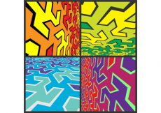 Free vector Abstract Vector Background Pack #2284