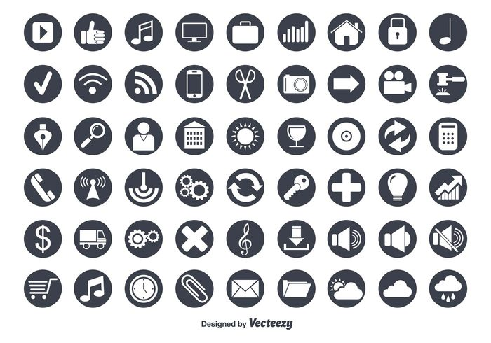 Free Vector Flat Vector Icon Set 963 My Graphic Hunt