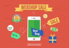 Free vector Free Webshop Vector Icons #811