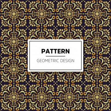 Free vector Geometric ethnic pattern #3143