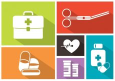 Free vector Medical Vector Icons #1924