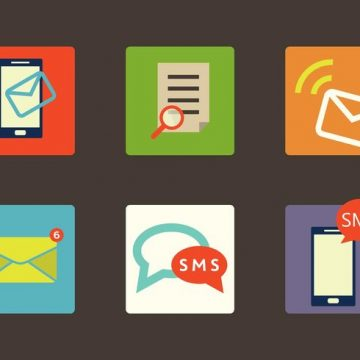 Free vector SMS Vector Icons Set #3145