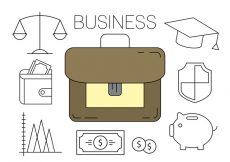 Free vector Free Business Icons #3022