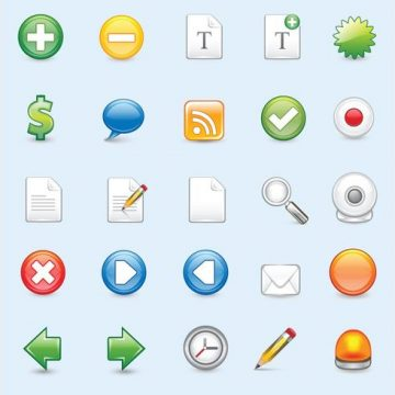 Free vector Web Icons #3529