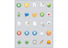 Free vector Web and Business Icons #2641