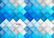 Free vector Beautiful Seamless Mosaic Pattern #11148