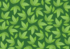Free vector Free Background Daun Vector #12036