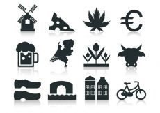 Free vector Free Netherlands Icon Vector Free #5432
