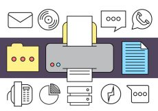 Free vector Free Office Icons #5178