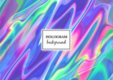 Free vector Free Vector Bright Marble Hologram Background #11554
