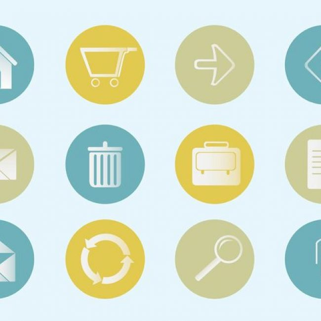 Free vector Free Vector Office Icon Set #6010 | My Graphic ...