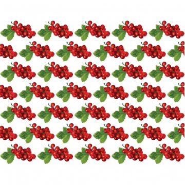 Free vector Fruit pattern design #11002