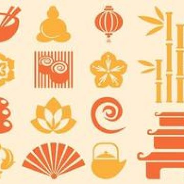 Free vector Japanese Icons #4178