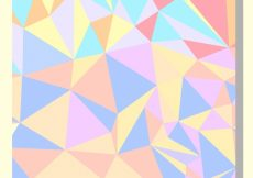Free vector Multicolor abstract background design #10199
