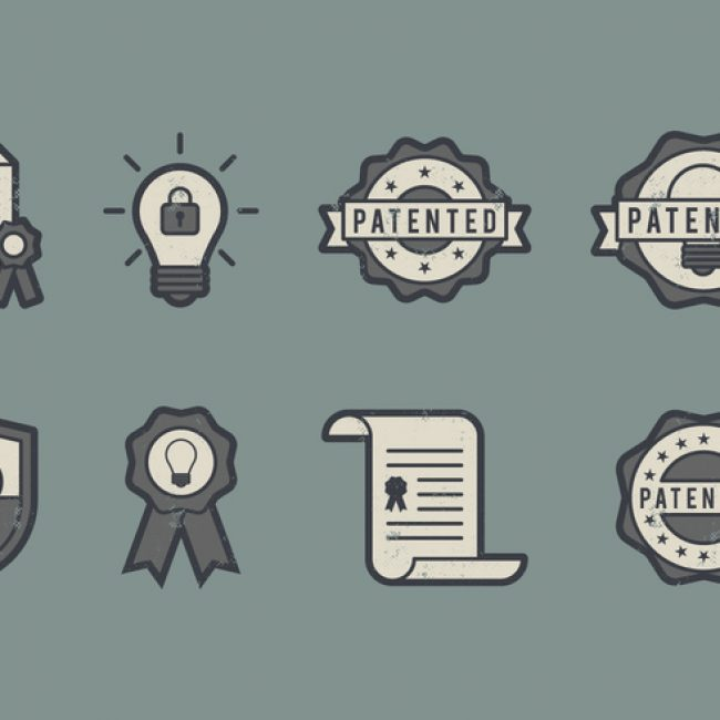 Free Vector Patent Icon 8164 My Graphic Hunt