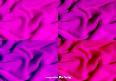 Free vector Pink And Purple Cloth Texture Vector Background #11512
