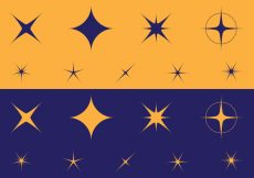 Free vector Sparkles Icon #8162