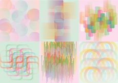 Free vector Textured Abstract Background Vector #11794