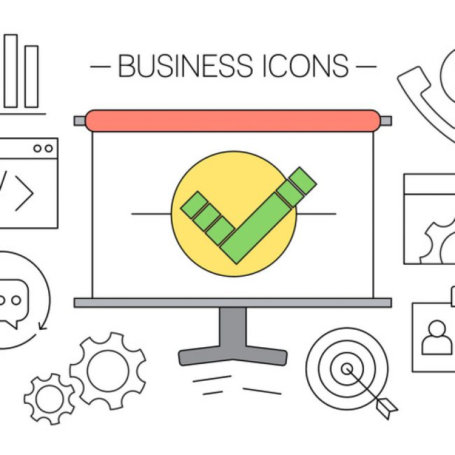 Free vector Free Business Icons #9180