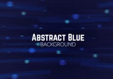 Free vector Dark blue abstract background #12781