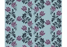 Free vector Floral pattern background #13317