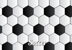 Free vector Free Soccer Background Vector #13723