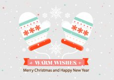 Free vector Free Vector Christmas Background #15030